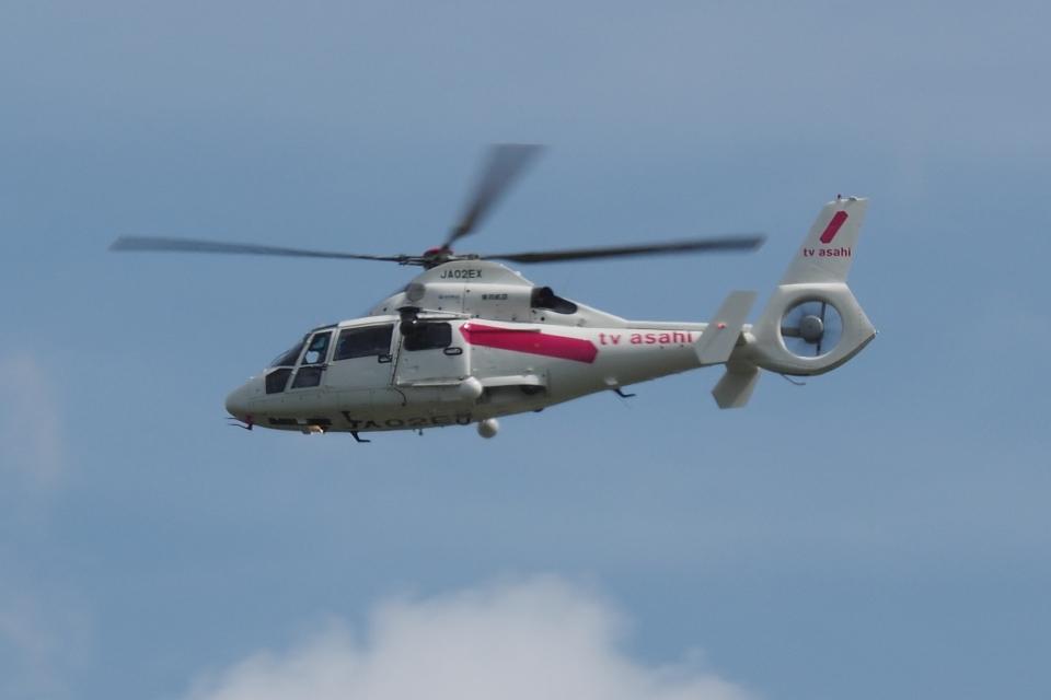 木人さんの東邦航空 Eurocopter AS365/565 Dauphin 2/Panther (JA02EX) 航空フォト