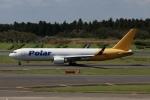 SIさんが、成田国際空港で撮影したポーラーエアカーゴ 767-3JHF(ER)の航空フォト(写真)