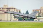 ちゃぽんさんが、横田基地で撮影したアメリカ空軍 F-16CM-40-CF Fighting Falconの航空フォト(飛行機 写真・画像)