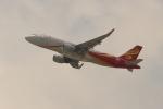 OMAさんが、香港国際空港で撮影した香港航空 A320-214の航空フォト(写真)