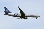 ITM58さんが、小松空港で撮影した大韓航空 737-8B5の航空フォト(写真)