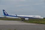 美月推しさんが、能登空港で撮影した全日空 A321-272Nの航空フォト(写真)