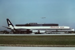 tassさんが、マイアミ国際空港で撮影したアロー航空 DC-8-63CFの航空フォト(飛行機 写真・画像)