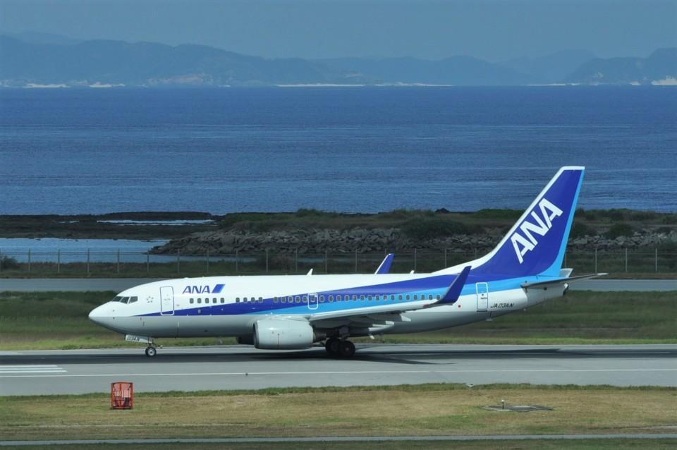 kumagorouさんの全日空 Boeing 737-700 (JA03AN) 航空フォト