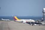 金魚さんが、中部国際空港で撮影したオムニエアインターナショナル 767-328/ERの航空フォト(写真)