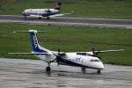 Wasawasa-isaoさんが、仙台空港で撮影したANAウイングス DHC-8-402Q Dash 8の航空フォト(写真)