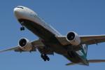 アングリー J バードさんが、福岡空港で撮影したエバー航空 777-36N/ERの航空フォト(写真)