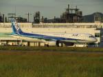 えすぷりさんが、松山空港で撮影した全日空 A321-272Nの航空フォト(写真)