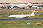 keitsamさんが、羽田空港で撮影したジェット・エイビエーション G500/G550 (G-V)の航空フォト(写真)