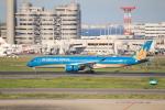 keitsamさんが、羽田空港で撮影したベトナム航空 A350-941の航空フォト(飛行機 写真・画像)