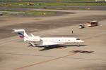keitsamさんが、羽田空港で撮影したウィルミントン・トラスト・カンパニー G650 (G-VI)の航空フォト(飛行機 写真・画像)