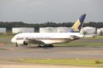 keitsamさんが、成田国際空港で撮影したシンガポール航空 A380-841の航空フォト(写真)