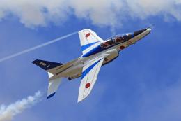 オポッサムさんが、小松空港で撮影した航空自衛隊 T-4の航空フォト(飛行機 写真・画像)