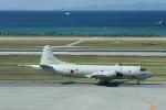 Mr.boneさんが、那覇空港で撮影した海上自衛隊 P-3Cの航空フォト(写真)