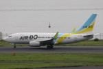 BOEING737MAX-8さんが、羽田空港で撮影したAIR DO 737-781の航空フォト(写真)