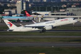 TIA spotterさんが、上海虹橋国際空港で撮影した中国東方航空 A350-941の航空フォト(飛行機 写真・画像)