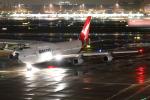 TIA spotterさんが、羽田空港で撮影したカンタス航空 747-438の航空フォト(飛行機 写真・画像)