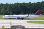zettaishinさんが、ローリー・ダーラム国際空港で撮影したデルタ航空 737-932/ERの航空フォト(写真)