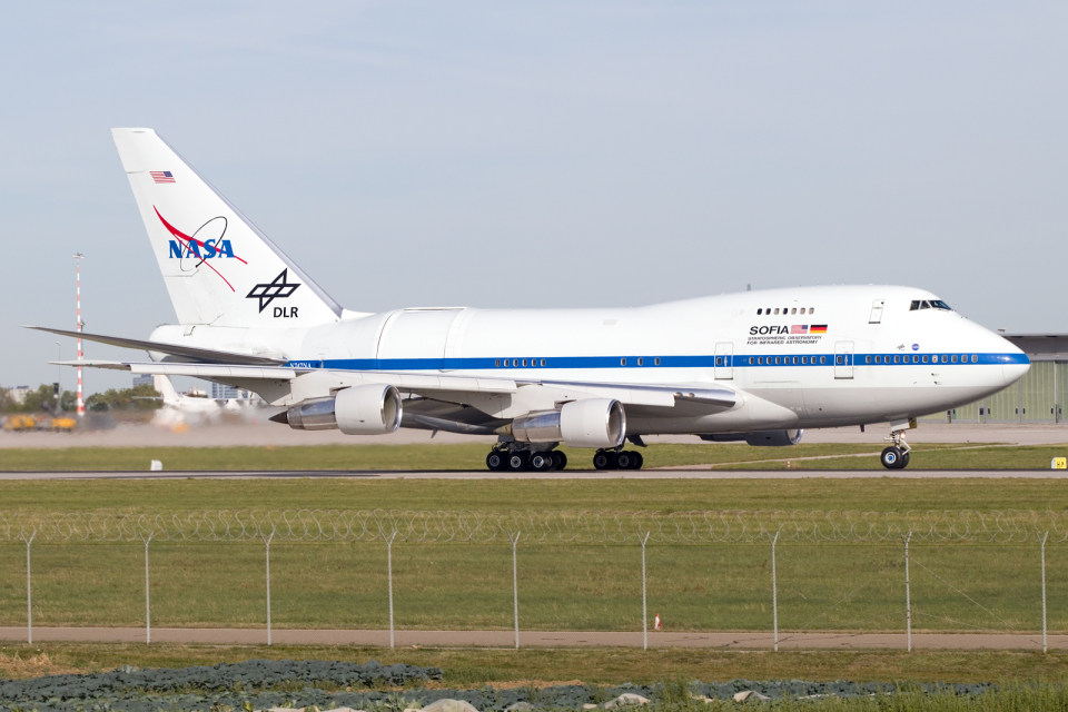 chrisshoさんのアメリカ航空宇宙局 Boeing 747SP (N747NA) 航空フォト