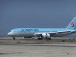 ヒロリンさんが、サンフランシスコ国際空港で撮影した大韓航空 787-9の航空フォト(写真)