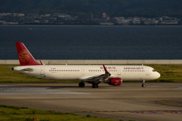 we love kixさんが、関西国際空港で撮影した吉祥航空 A321-211の航空フォト(飛行機 写真・画像)
