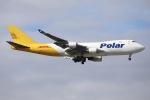 sky-spotterさんが、成田国際空港で撮影したポーラーエアカーゴ 747-46NF/SCDの航空フォト(写真)