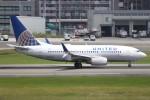 ゆう改めてさんが、福岡空港で撮影したユナイテッド航空 737-724の航空フォト(写真)