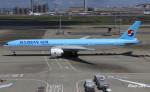 RINA-281さんが、羽田空港で撮影した大韓航空 777-3B5/ERの航空フォト(写真)