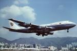 tassさんが、啓徳空港で撮影した中国国際航空 747-2J6Bの航空フォト(写真)