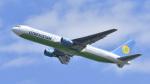 パンダさんが、成田国際空港で撮影したウズベキスタン航空 767-33P/ERの航空フォト(飛行機 写真・画像)