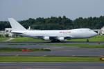 apphgさんが、成田国際空港で撮影したカリッタ エア 747-4B5F/SCDの航空フォト(写真)