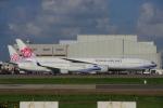 JA8037さんが、台湾桃園国際空港で撮影したチャイナエアライン 737-8ALの航空フォト(写真)