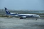 senchouさんが、那覇空港で撮影した全日空 767-381/ERの航空フォト(写真)