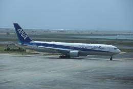 senchouさんが、那覇空港で撮影した全日空 767-381/ERの航空フォト(飛行機 写真・画像)