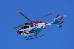 yabyanさんが、中部国際空港で撮影した島根県防災航空隊 BK117C-2の航空フォト(飛行機 写真・画像)