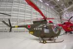 yabyanさんが、かかみがはら航空宇宙科学博物館で撮影した陸上自衛隊 OH-6Jの航空フォト(飛行機 写真・画像)