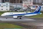 kan787allさんが、福岡空港で撮影した全日空 A320-271Nの航空フォト(写真)