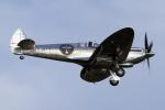 Echo-Kiloさんが、新千歳空港で撮影したイギリス企業所有 361 Spitfire LF9Cの航空フォト(写真)