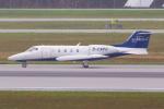 PASSENGERさんが、ミュンヘン・フランツヨーゼフシュトラウス空港で撮影したJet Executive International Charter 35の航空フォト(写真)