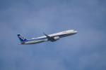 senbaさんが、羽田空港で撮影した全日空 A321-272Nの航空フォト(写真)