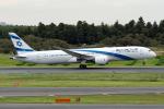 Cozy Gotoさんが、成田国際空港で撮影したエル・アル航空 787-9の航空フォト(写真)