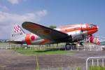 yabyanさんが、浜松基地で撮影した航空自衛隊 C-46A-50-CUの航空フォト(飛行機 写真・画像)
