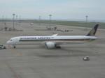 くまのんさんが、中部国際空港で撮影したシンガポール航空 787-10の航空フォト(飛行機 写真・画像)