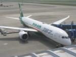 くまのんさんが、中部国際空港で撮影したエバー航空 787-9の航空フォト(飛行機 写真・画像)