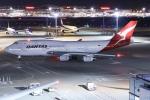 しゃこ隊さんが、羽田空港で撮影したカンタス航空 747-438の航空フォト(飛行機 写真・画像)