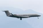 mototripさんが、福岡空港で撮影したウィルミントン・トラスト・カンパニー G500/G550 (G-V)の航空フォト(写真)