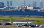 KAZKAZさんが、羽田空港で撮影したソラシド エア 737-81Dの航空フォト(写真)