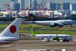 KAZKAZさんが、羽田空港で撮影したソラシド エア 737-86Nの航空フォト(写真)