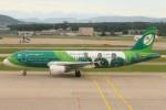 BTYUTAさんが、チューリッヒ空港で撮影したエア・リンガス A320-214の航空フォト(写真)
