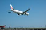 こうきさんが、羽田空港で撮影した日本航空 777-346/ERの航空フォト(写真)